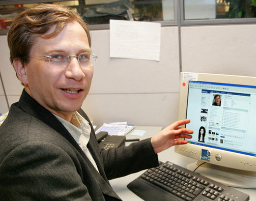 Verkkomarkkinoinnin konkari Reidar Wasenius